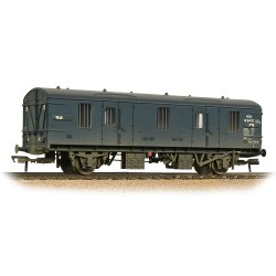Mk1 CCT Covered Carriage Truck BR Blue  - Weathered