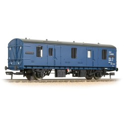 Mk1 CCT Covered Carriage Truck BR Blue