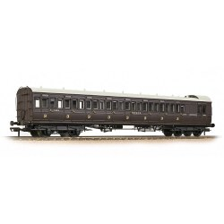 Birdcage 60' Brake Third SE&CR Wellington Brown
