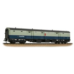 BR Mk1 POT Post Office Stowage Van BR Blue & Grey