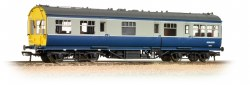 Stanier 50' Inspection Saloon BR Blue & Grey