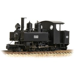 Baldwin 10-12-D Tank 542 Railway Operating Division Black