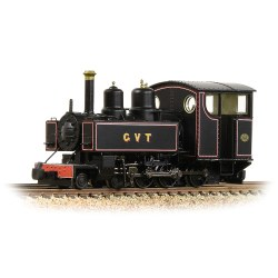 Baldwin 10-12-D Tank Glyn Valley Tramway Lined Black