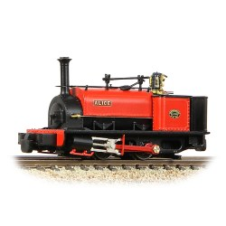 Quarry Hunslet 0-4-0 'Alice' Dinorwic Quarry Red