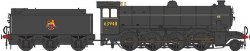 Class O2 Tango BR 63948 Early Emblem with Stepped Tender
