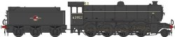 Class O2 Tango BR 63952 Late Crest with Stepped Tender