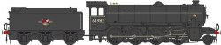 Class O2 Tango BR 63982 Late Crest with Flush Tender