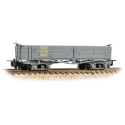 Open Bogie Wagon WD Grey