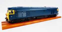 Class 50 BR blue - unnumbered
