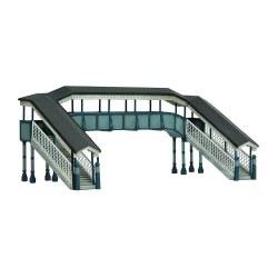 Twin Track Footbridge