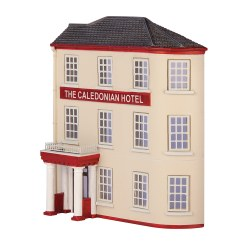 Low Relief Railway Hotel 'The Caledonian'