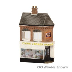 Low Relief Lyons Corner House