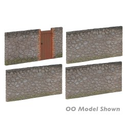 Low Relief Urban Stone walling