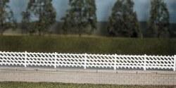 LMS MR Station Fencing white