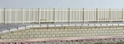 SR Precast Concrete Pale Fencing