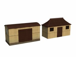 Pagoda Shed and Store