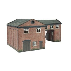 Industrial Gate House