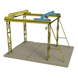 Steel Frame Crane