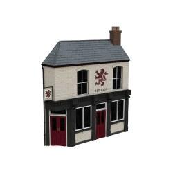 Low Relief Corner Pub, The Red Lion