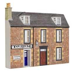 Low Relief Hamilton Toy Museum