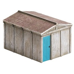 Sectional Lineside Hut