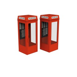 K8 phone boxes (x2)