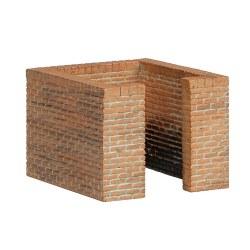 Brick Coal Bunker