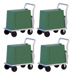 Coolant Trolleys (x4)