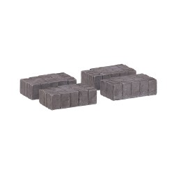 Narrow Gauge Slate Loads for Wagons