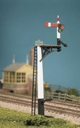 GWR Square Post Signal