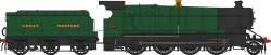 Class 47xx 2-8-0 Night Owl 4705 with Great Western lettering