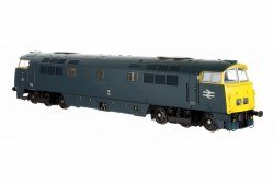 Class 52 D1041 'Western Prince' BR Blue with Full Yellow Ends
