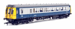 Class 121 BR Blue Grey Welsh Dragon 55032