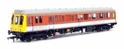 Class 121 Railtrack Red/White 977723