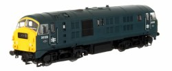 Class 29 D6129 BR Blue with Full Yellow Panels