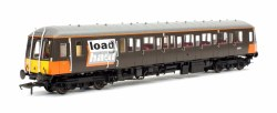Class 122 Loadhaul 'Route Learner' Livery 55012