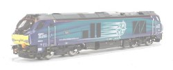Class 68 Rapid 68004 DRS