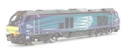 Class 68 68034 DRS