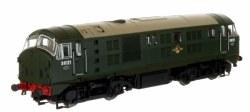Class 21 Bo-Bo D6121 BR Green
