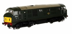 Class 21 Bo-Bo D6116  BR Green with Small Yellow Panels