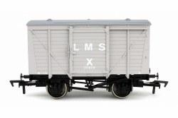 Ventilated Van LMS Grey 117870