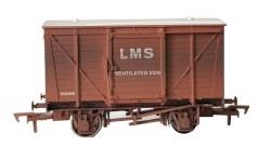 Ventilated Van LMS Bauxite 155016 Weathered