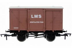 Ventilated Van LMS Bauxite 155020