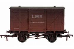 Ventilated Van LMS Bauxite 155020 weathered