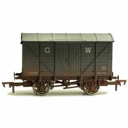 Ventilated Van GWR 123562 Weathered