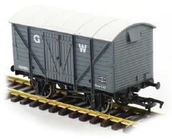 Ventilated Van GWR 123550