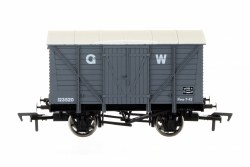 Ventilated Van GWR 123520