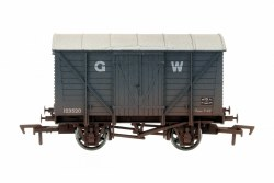 Ventilated Van GWR 123520 Weathered