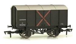 Gunpowder Van W105762 GWR Dark Grey