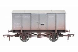 Gunpowder Van LMS Grey 701018 Weathered